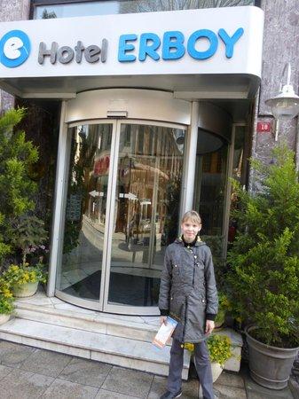 """Erboy Hotel : """"Это мой второй дом"""""""