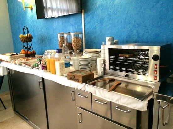 Hostal Baler: Выбор на завтрак