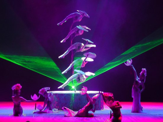 Chaoyang Theater: Acrobat Show 1