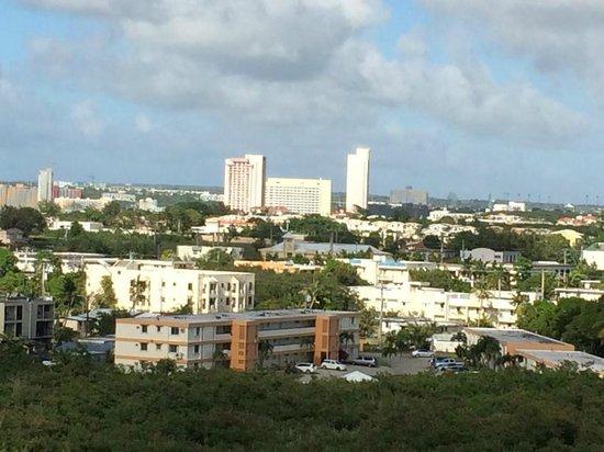 Onward Beach Resort: 部屋からの眺め 9階