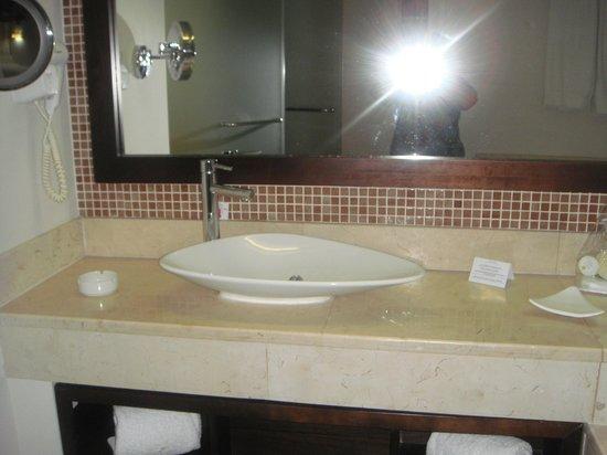 Paradisus Princesa del Mar Resort & Spa: baño