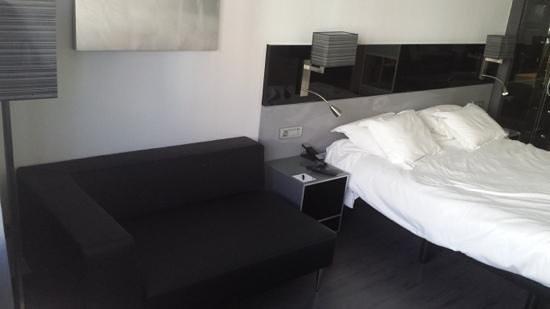 AC Hotel Atocha: Confortabe!!!