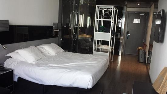 AC Hotel Atocha: Confortable!!!