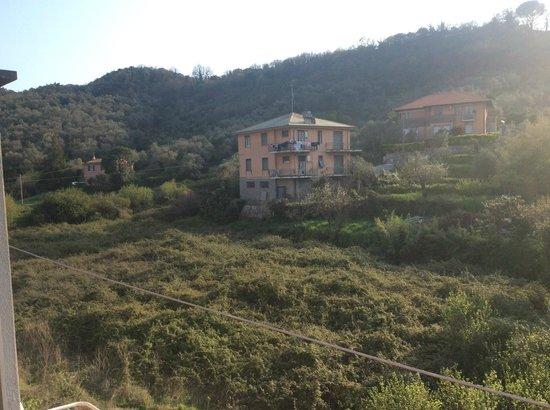 Hotel Sereno: vista
