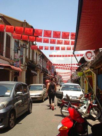 Malacca Heritage Centre: Jonker Street