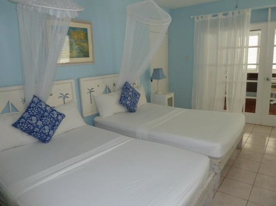 Sugarapple Inn: Blue Room