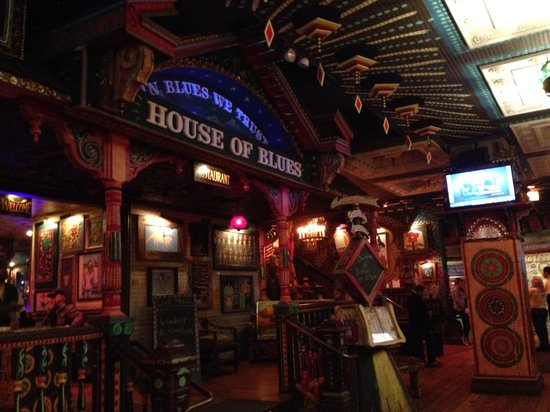 House of blues picture of house of blues chicago for Housse of blues
