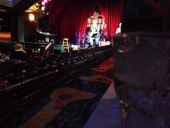 House of Blues Chicago: GinTonic en House Of Blues