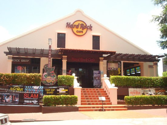 Malacca Heritage Centre: The displaced Hard Rock Cafe