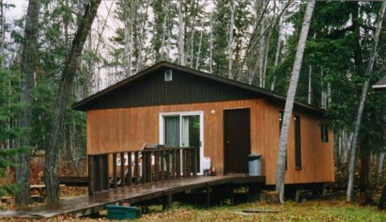 Charmant Green Lake Lodge: Cabin #12 Rental