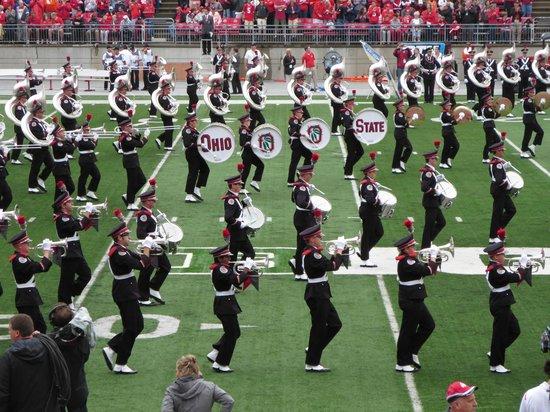 Ohio Stadium: Band