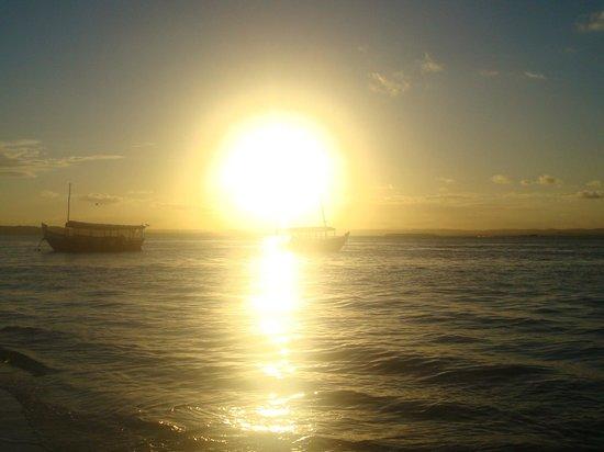 Gamboa Beach: Atardecer en Gamboa