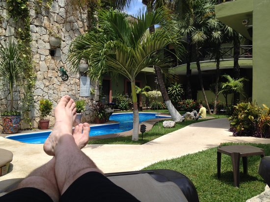 Hotel Aventura Mexicana: Siesta