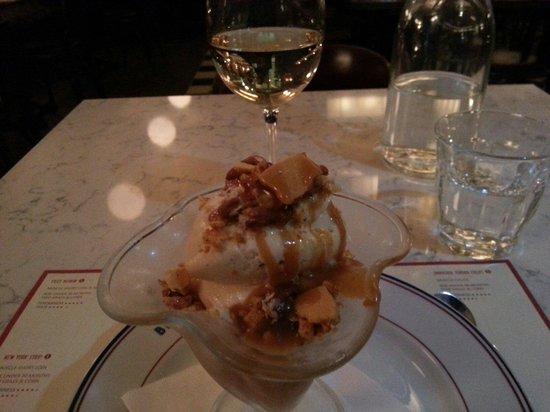 Beeftro Dundrum: Dessert