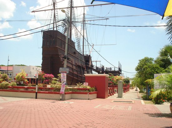 Malacca Heritage Centre: Chinese Junk