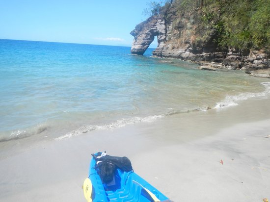 Portsmouth, Dominica: Secret Beach