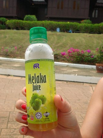 Malacca Heritage Centre: Melaka juice
