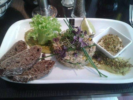 Cafe de Pierre : Crab salad