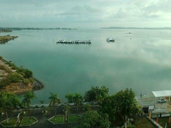 HARRIS Hotel Batam Center: vista