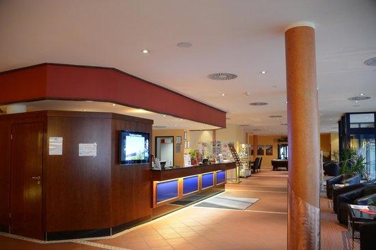 Harzer Kultur- & Kongresshotel Wernigerode: Reception