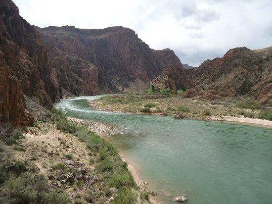 Phantom Ranch : Colorado River