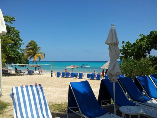 Jewel Dunn's River Beach Resort & Spa, Ocho Rios,Curio Collection by Hilton: beach