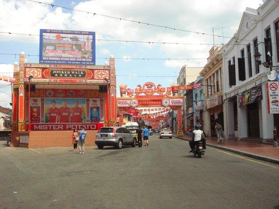 Malacca Heritage Centre : Jonker Street