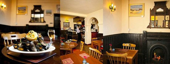 O'Dowds of Roundstone : Informal relaxed atmosphere