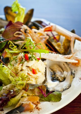 O'Dowds of Roundstone : Our Fish Platter