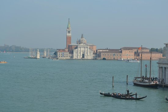 The Westin Europa & Regina, Venice: View from room and its private terrace