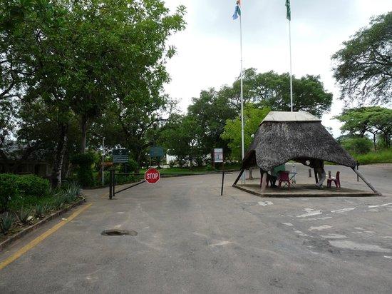 Skukuza Rest Camp: Ingresso