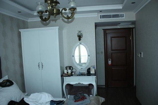 World Heritage Hotel Istanbul: Room