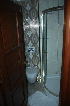 World Heritage Hotel Istanbul: Bathroom