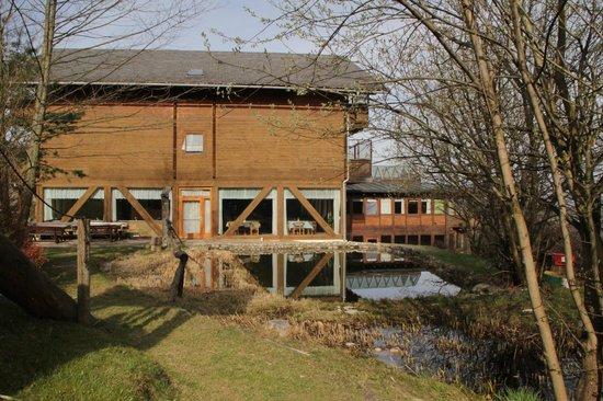 Nature Hotel Enzianhof: Hotel Enzianhof Frosch Weier