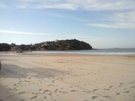Telhado Verde by HTL: Canto esquerdo da praia de Geribá, 200m da pousada