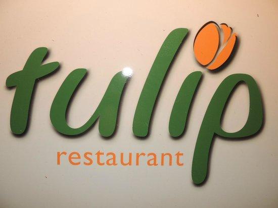 Tulip: Their sign!