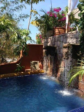 La Quinta Troppo : Pool area
