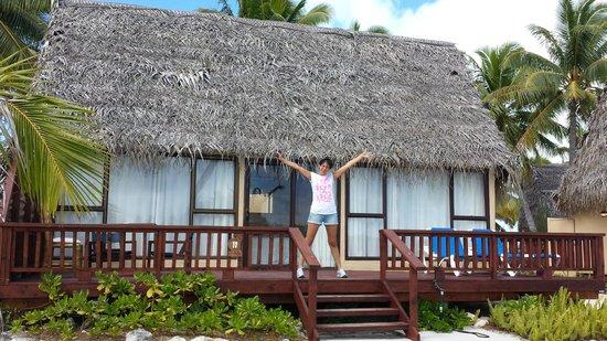 Aitutaki Lagoon Resort & Spa : la nostra casetta