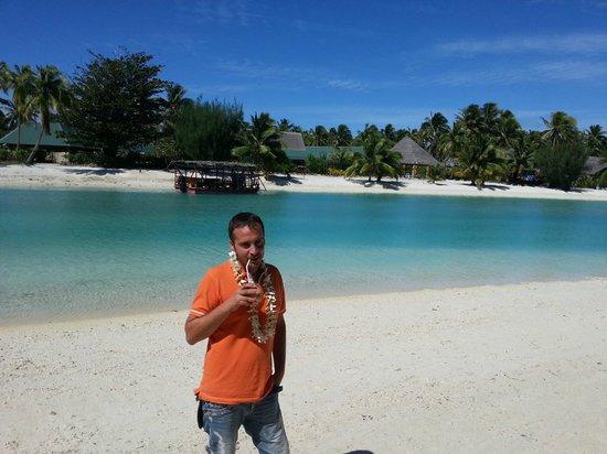 Aitutaki Lagoon Resort & Spa: l'arrivo