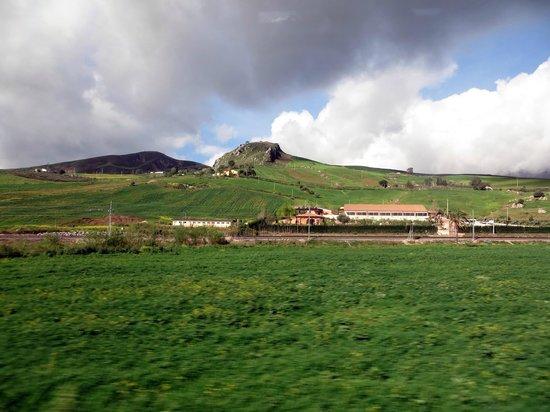 Casale Margherita: Umgebung