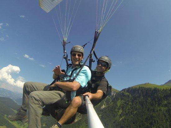 Abheben mit fly2gether :-)
