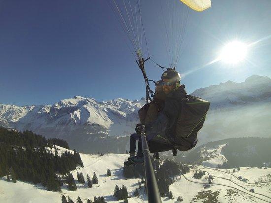 Fly2gether: Winter @Engelberg