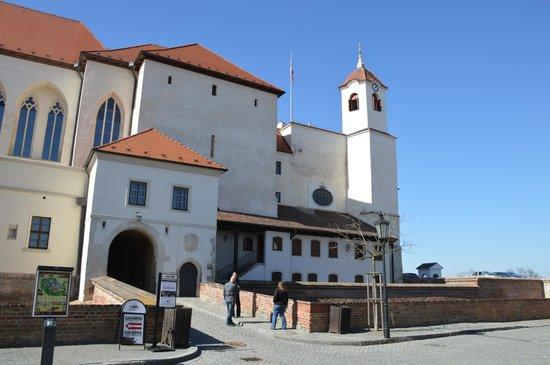 Spilberk Castle: Замок Шпилберк.