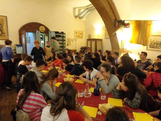 Grutti Italy  city images : Ceci al Cicotto di Grutti Presidio Slow Food Umbria: fotografía de ...