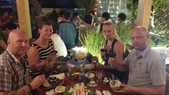 Secret Garden Home-cooked Vietnamese Restaurant: A great Vietnamese experience.