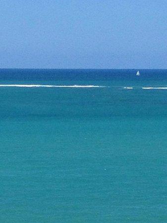San Juan Water & Beach Club Hotel: The Beautiful Blue Caribbean