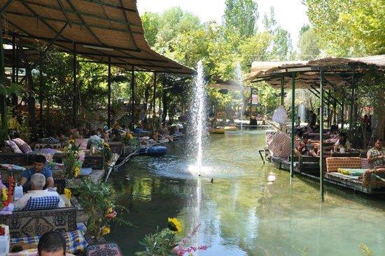 SaklIkent Paradise Park Restaurant