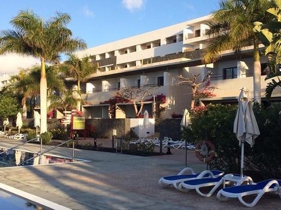 Hotel Costa Calero : Pool view rooms