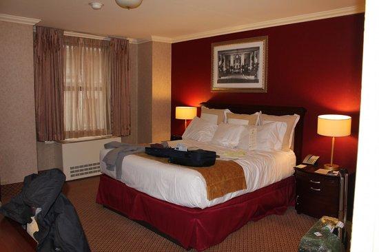 The Roosevelt Hotel: Cama