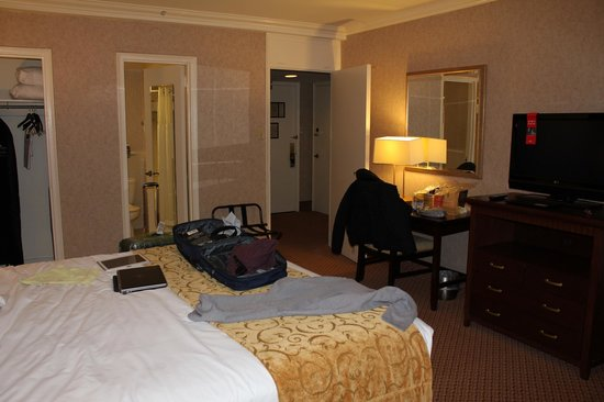 The Roosevelt Hotel: Habitación